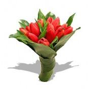 Bouquet de Tulipas Vermelhas