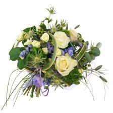 Bouquet Pérola e Azul