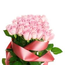 Ramo Rosas Cor de Rosa
